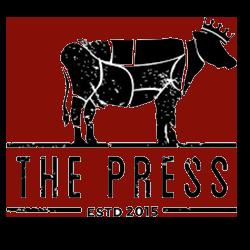 The Press Logo